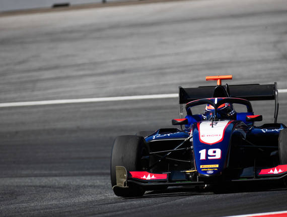 F3 TRIDENT - SPIELBERG RACE ONE