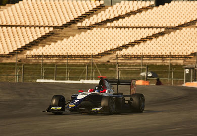 GP3 PRE-SEASON TEST - BARCELONA