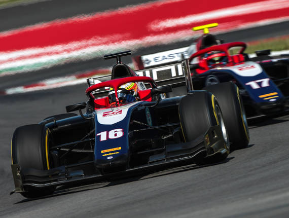 F2 TRIDENT - Barcelona Feature Race
