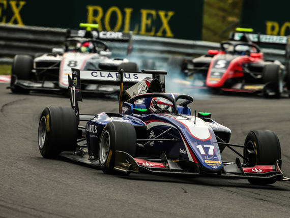 F3 TRIDENT - Budapest Race One