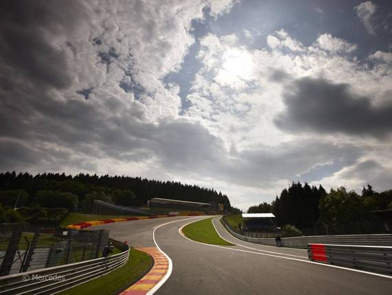 F2 & Gp3 Trident - Spa Francorchamps Preview