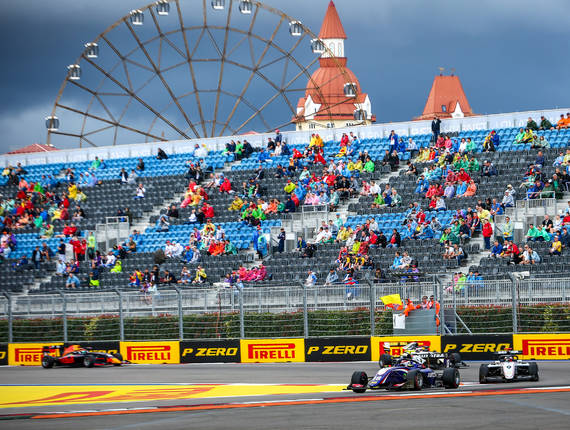 F3 TRIDENT - SOCHI RACE TWO