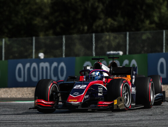 FIA F2 Championship, Spielberg, Feature Race Report