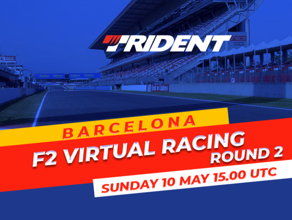 F2 VIRTUAL GP - BARCELLONA