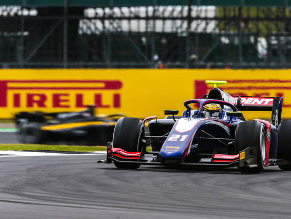 F2 TRIDENT - Silverstone Feature Race
