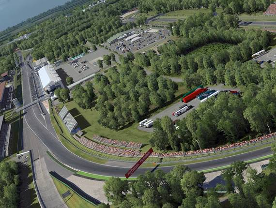 F2 & GP3 TRIDENT - MONZA PREVIEW