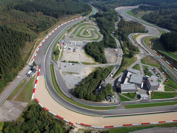 F2 & F3, Spa-Francorchamps, Race Preview