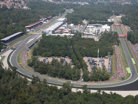 F2 & F3, Monza, Race Preview