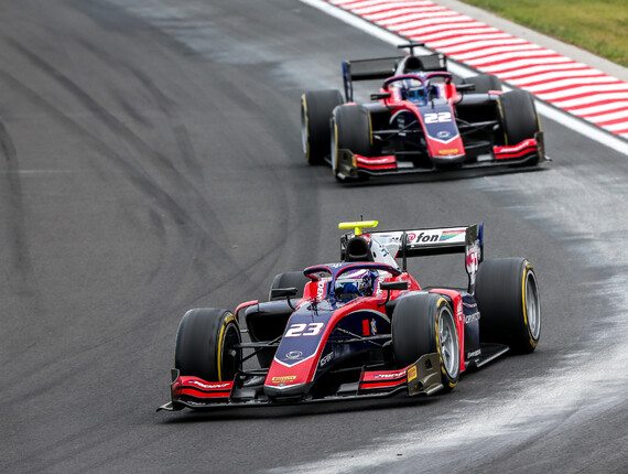 FIA F2 Championship, Hungaroring, Feature Race Report