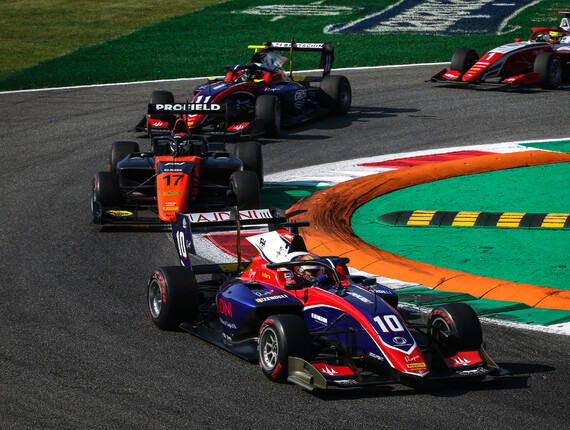 FIA F3 Championship, Monza, Race One Report