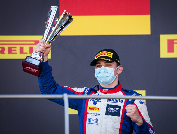 FIA F3 Championship, Mugello, Race Two Report