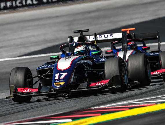 F3 TRIDENT - SPIELBERG RACE TWO