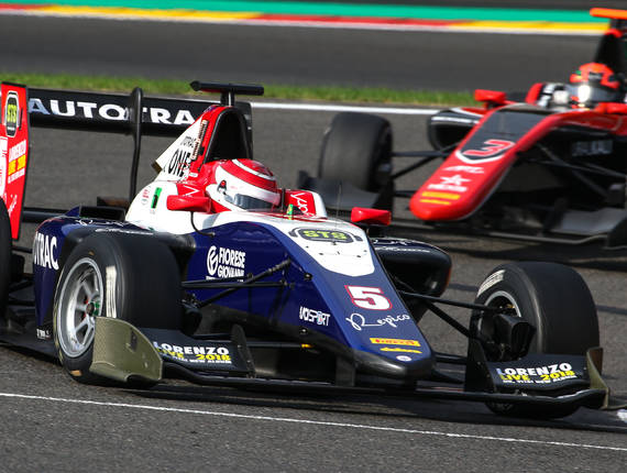GP3 TRIDENT - Spa Francorchamps Sprint Race