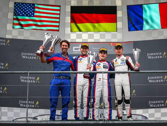 GP3 TRIDENT - Spa Francorchamps Feature Race